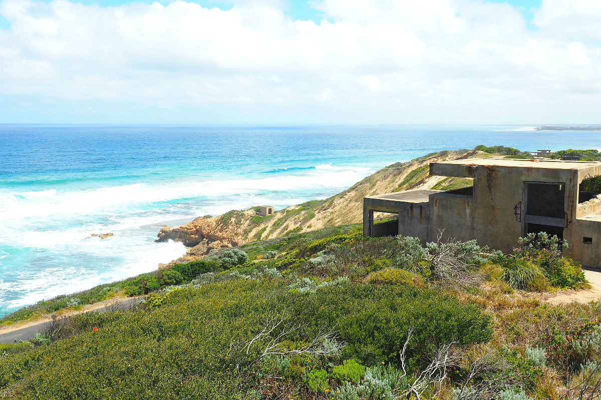 Point Nepean Fortifications