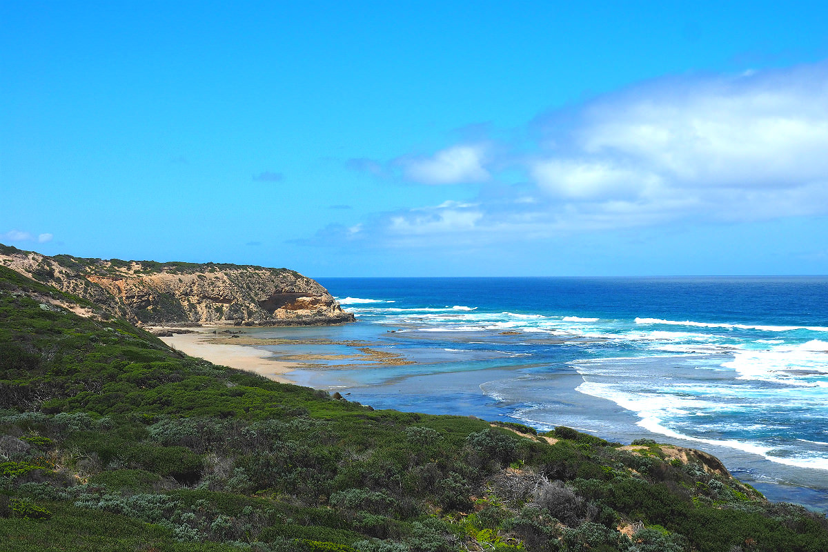 Cheviot Beach, Point Nepean National Park
