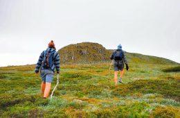 Hiking to Mt Loch Summit Victoria