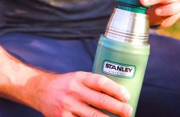 Stanley Classic 16oz Thermos