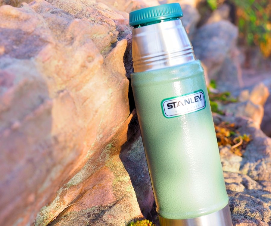 Review: Stanley 16oz Classic Vacuum Flask | AdventureMe