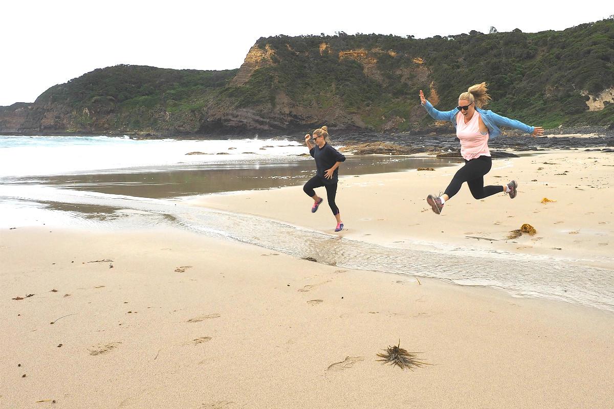 Bushrangers Bay Beach Fun - AdventureMe