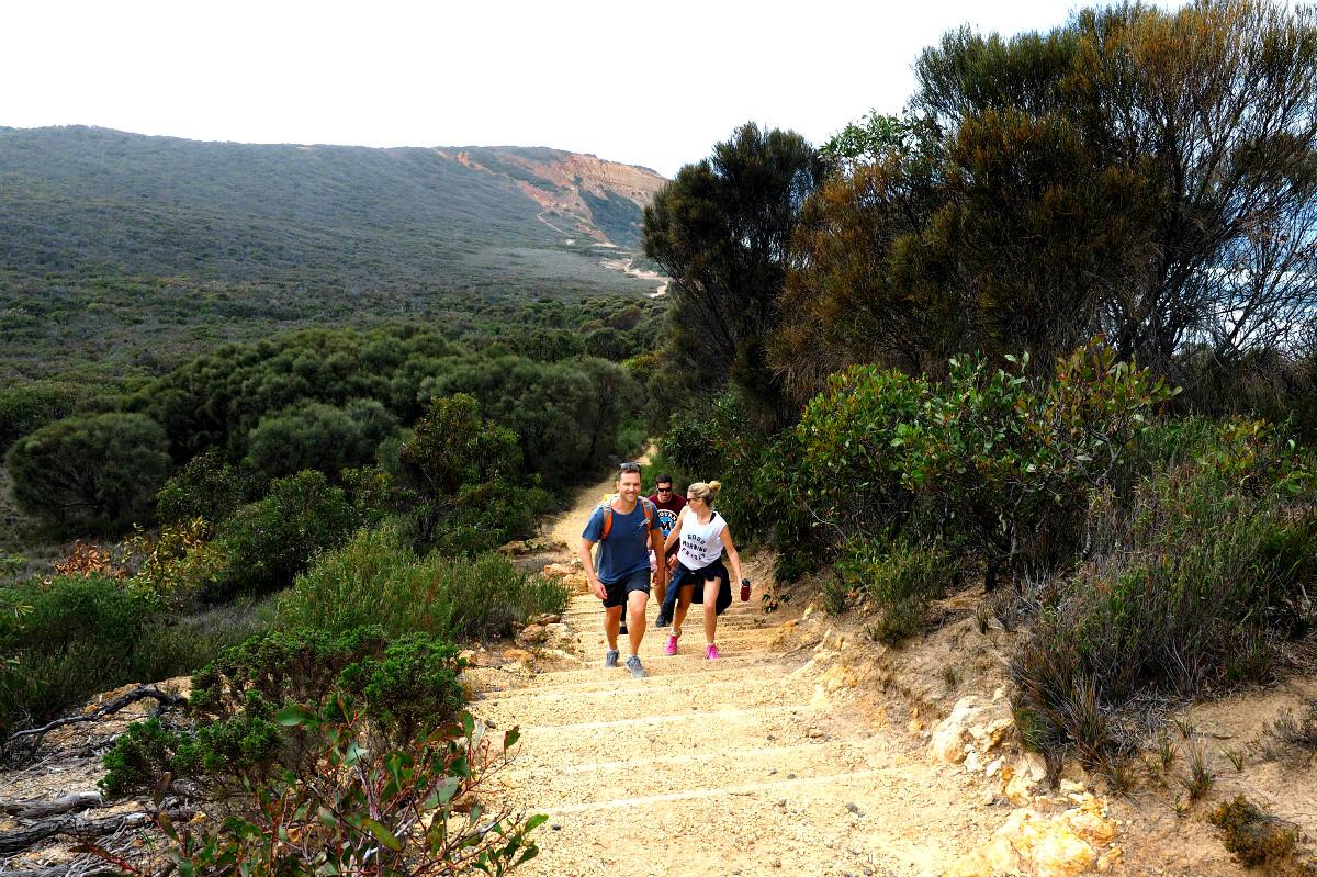 Walking Trail to Point Addis