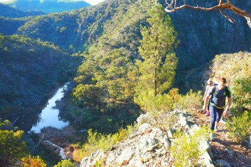 Werribee Gorge Circuit Ridge Walk
